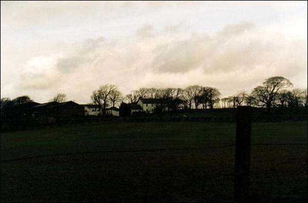 Farm near Bathgate inspiration for Castle Haivers