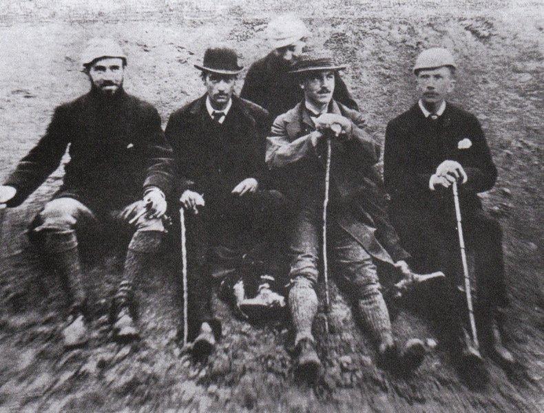 The Glasgow Boys (1883)