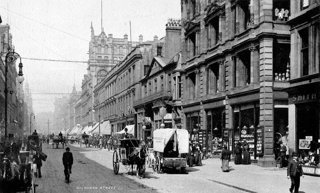 Buchanan Street, Glasgow, 1900