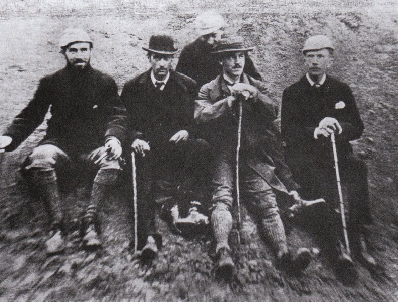 The Glasgow Boys (1883)