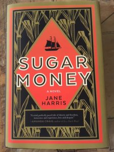 Sugar Money US Front Cover